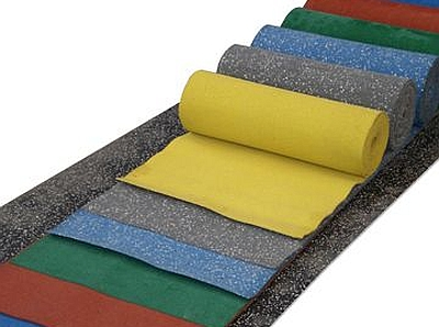 Rubber Carpet Roll